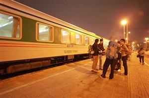 Tàu Green Express đi sapa